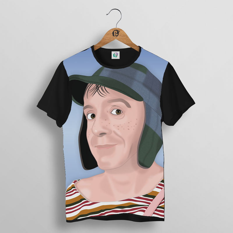 Camiseta Chaves