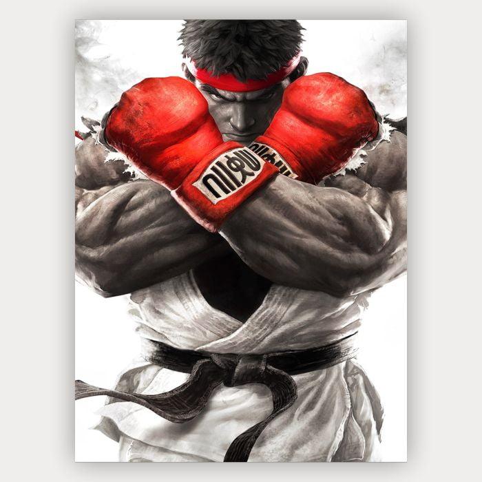 Quadro Ryu Street Fighter V