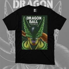Camiseta Cell - Dragon Ball Z