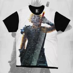 Camiseta Cloud Strife - Final Fantasy