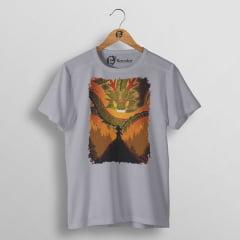 Camiseta Goku e Shenlong - Dragon Ball