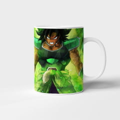 Caneca Broly - Dragon Ball