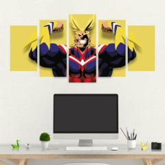 Quadro All Might