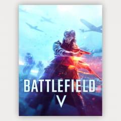 Quadro Decorativo Battlefield 5