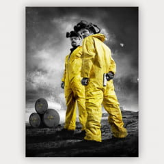 Quadro Decorativo  Breaking Bad mo.02