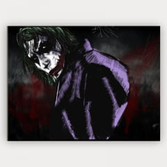 Quadro Decorativo Joker