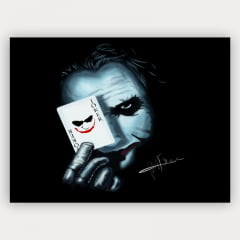 Quadro Decorativo Joker Smite