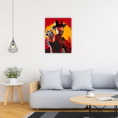 Quadro Decorativo Red dead Redemption