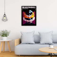 Quadro Decorativo Sayaman - Dragon Ball