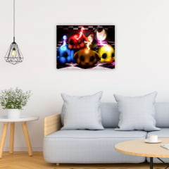 Quadro Decorativo Five Nights at Freddy's