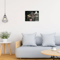 Quadro Decorativo X - Man