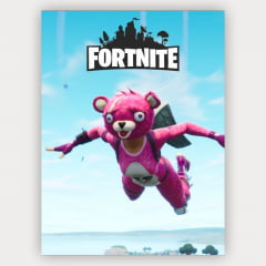 Quadro Gamer - Fortnite